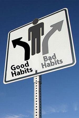 choose good habits