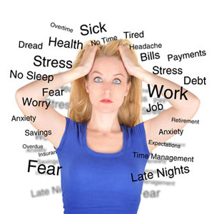 too much stress, too much cortisol