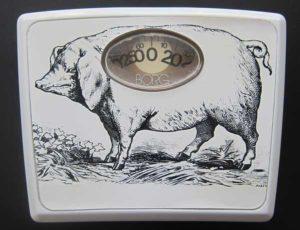 piggy scale