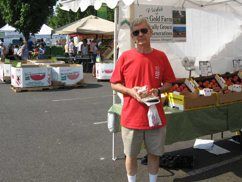Beaverton Farmer's Market