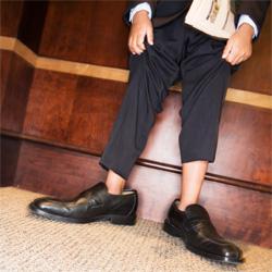 walk in a non-profit's shoes