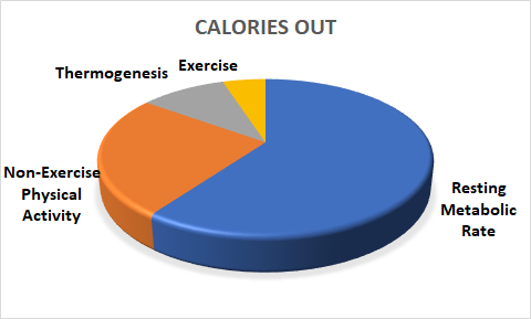 calories out